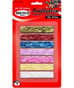 Meyco Set Paiete culori asortate 132-98