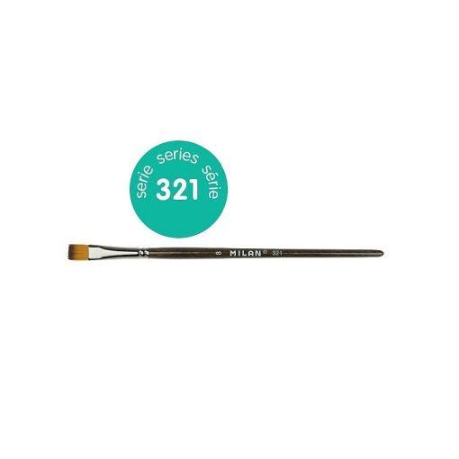 Milan - Pensulă din păr sintetic 321