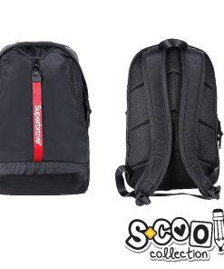 S-cool - Ghiozdan Superbrave 43cm Black SC1065