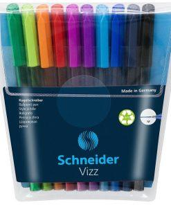 Schneider Pix Vizz M Gelco Technology set 10 culori