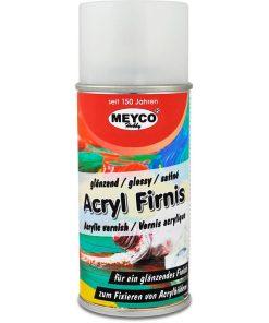 Vernis Lucios Acrilic 150ml Meyco
