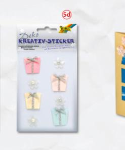 Sticker decor creativ Folia 8 modele