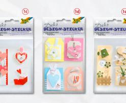 Sticker decor design Folia 9 modele