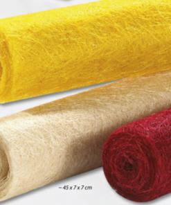 Sisal rola color Folia 8500