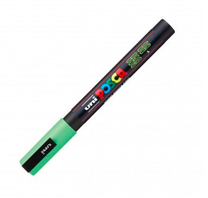 Marker varf rotund Posca PC-3M diverse culori