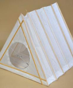 Lampas triunghi din hartie ACH 370463