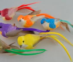 Quetzal multicolor cu clema ACH 375155