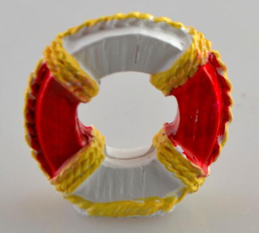 Mini colac de salvare ceramic ACH 389666