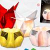 Hârtie origami pentru lampioane Folia 4230