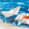 Hartie origami rezistenta la apa Folia 43200