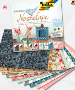 Hartie origami model Nostalgia Folia 496