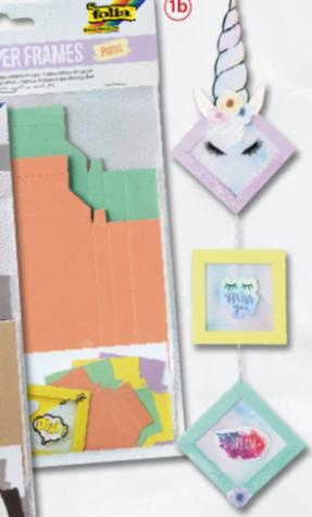 Rame foto carton asamblabile Folia 6160