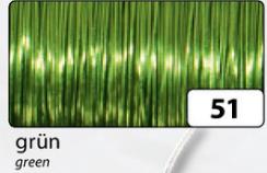 Sarma bobinata ø 0.30mm 80m Folia 792 | 5 culori