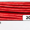 Fir hartie 1,5 mm x 10 m Folia 798 | 3 culori