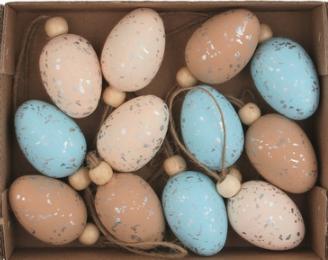Ouă sclipici cu agatatoare Andel Prerov 9943