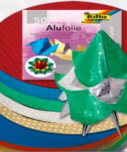 Hartie origami rotunda Folia 9965/0