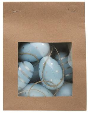 Ouă plastic cu agatatoare Andel Prerov 9967