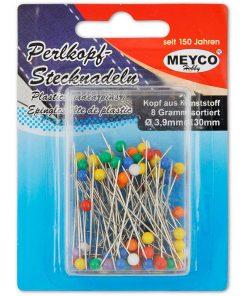 Ace cu gamalie din plastic colorate Meyco 66966