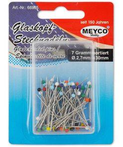 Ace cu gamalie din sticla colorate Meyco 66965