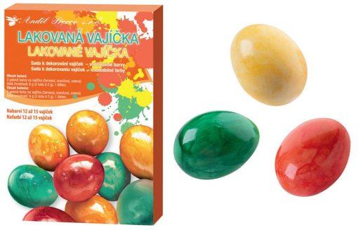 Andel Prerov - Vopsea pentru decorat Ouă culori lucioase 7702