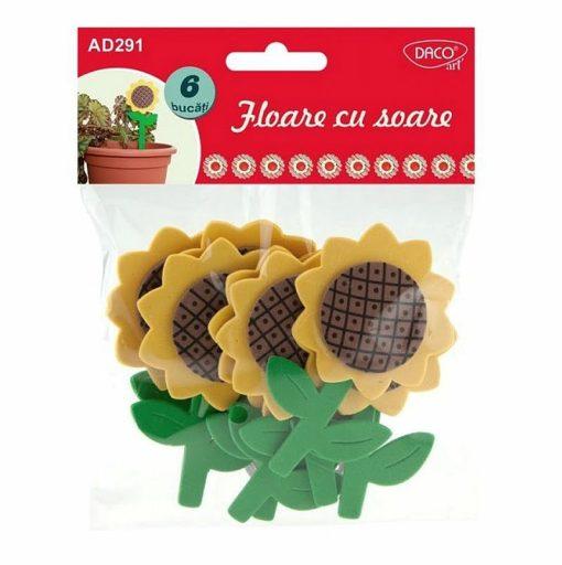 Daco Accesorii craft Floarea Soarelui AD291