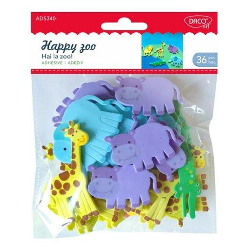 Daco Accesorii craft Hai la Zoo ADS340