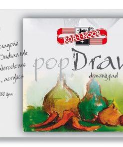 Koh-I-Noor Bloc Desen PopDraw A3