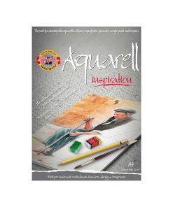 Koh-I-Noor Bloc Desen Pretiparit A4 20 foi Aquarell