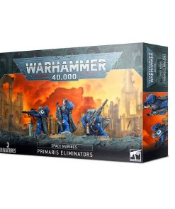 Warhammer Space Marines Primaris Eliminators