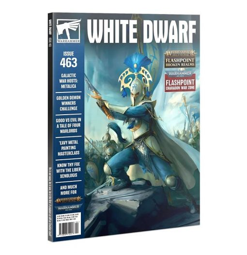 Warhammer White Dwarf issue 463