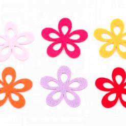 Flori din fetru decorativ CFA-044