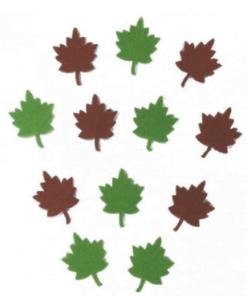 Frunze din fetru decorativ CFA-308