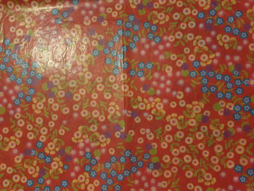 Hartie decopatch Flori rosii Lucas Art 383