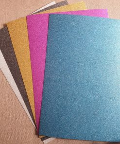 Carton glitter A4 coala diverse culori