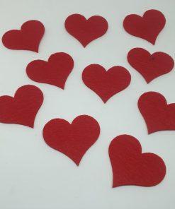 Inimioare din fetru decorativ CFA-035