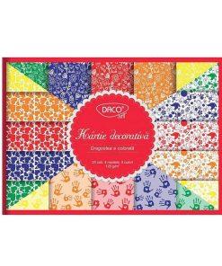 Daco Hartie decorativa Dragostea e colorata HR924