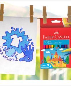 Faber Castell - Carioci colorate Super Lavabile