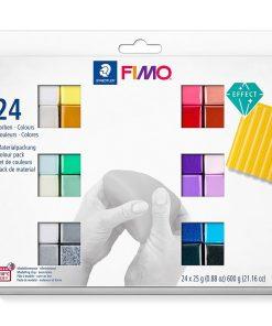 Set FIMO Effect 8013 C24 24 culori