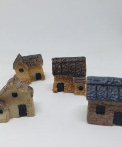 Mini casuta ceramica ACH 389565 | 4 modele