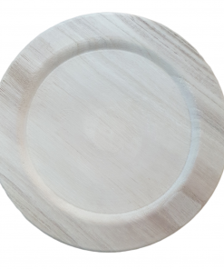Meyco Farfurie de lemn 20 cm 34697