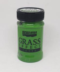 Pasta verde efect de gazon 100 ml PentArt 34743