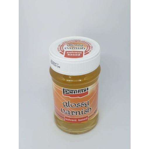 Lac lucios pe baza de solvent PentArt | 100 ml, 230 ml