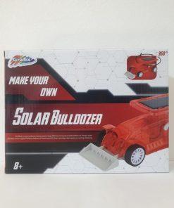 Kit constructie Solar Buldozer Grafix