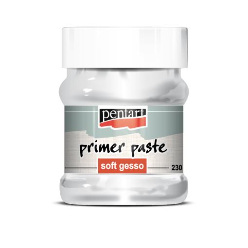 Pasta de Grund moale PentArt | 100 ml, 230 ml