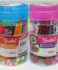 Set de creatie bucket Grafix   2 modele