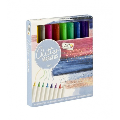 Markere Glitter Craft Sensations CR1017/GE