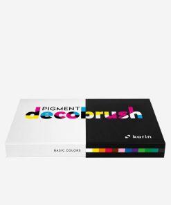Set Pigment Decobrush Basic Colors Karin 29C1