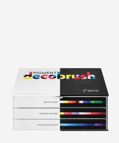 Set Pigment Decobrush Designer Karin 29C8