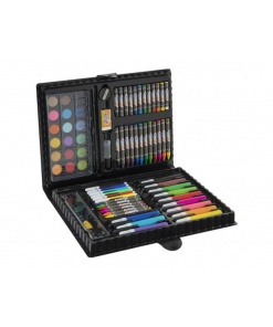 Trusa de colorat 80 piese Grafix 150019