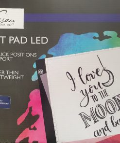 Tableta LED iluminare Art Sensation AR0931